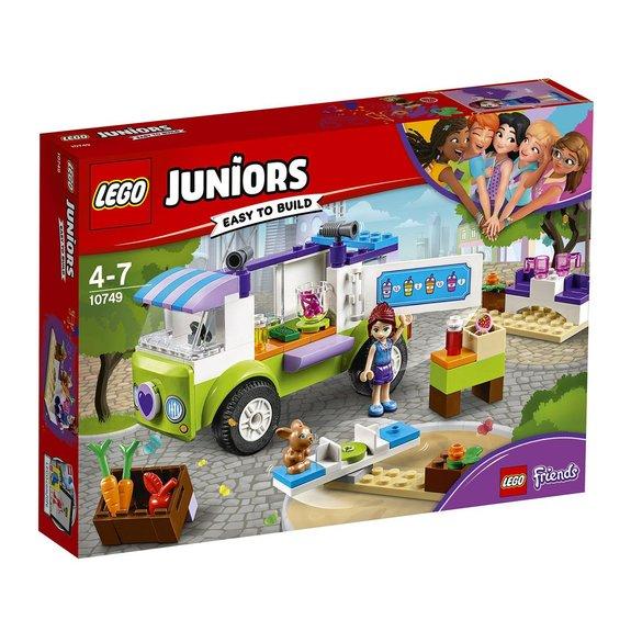 Marché bio de Mia LEGO Juniors 10749