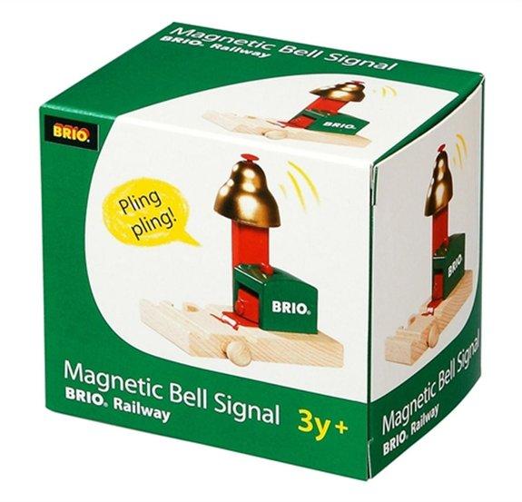 Signal à cloche magnétique