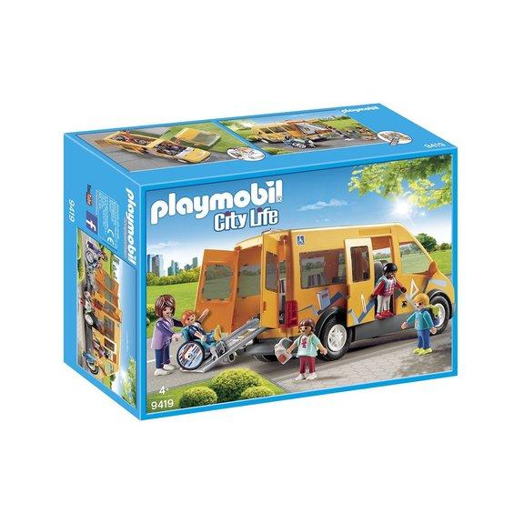 Bus scolaire PLaymobil City Life 9419
