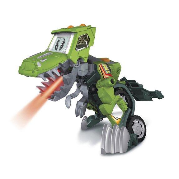 Switch & go Dinos : Drex super Trex Jeep