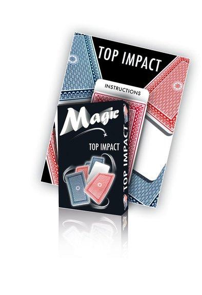 Cartes de magie top impact