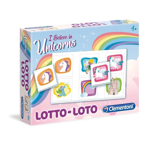 Loto licornes