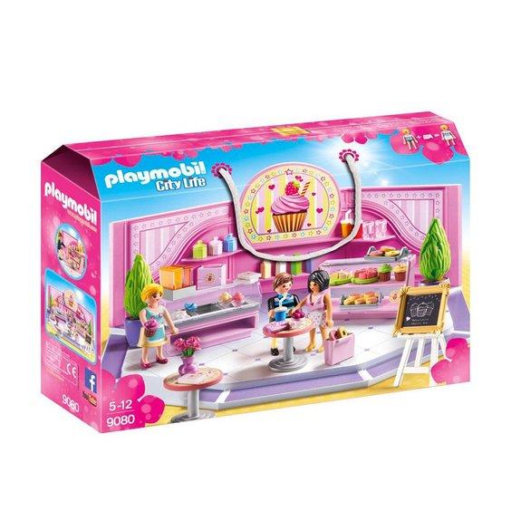 Café Cupcake Playmobil City life 9080