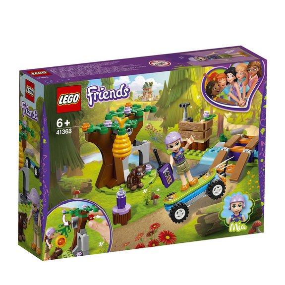 L'aventure dans la forêt de Mia LEGO Friends 41363