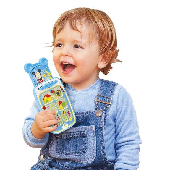 Le smartphone Baby Mickey