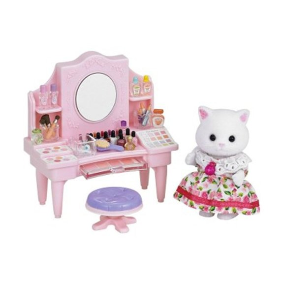 Table de maquillage Sylvanian Families 5235