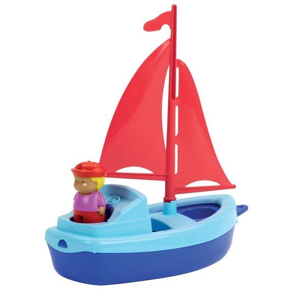 Mini bateau de plage