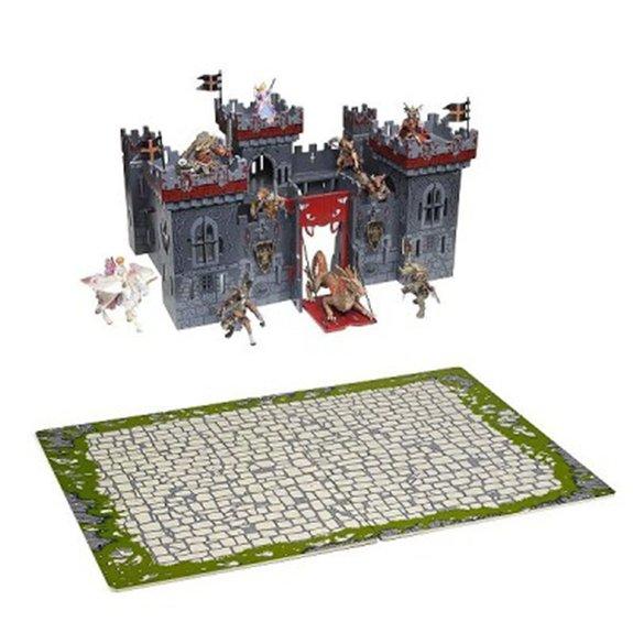 extension château du maître des armes : Plateau de jeu